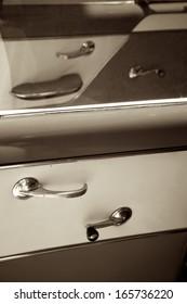 Retro Car Doors