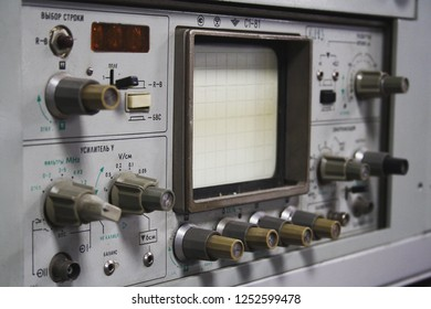 retro device used to measuring the waveform