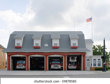 Retro Fire House