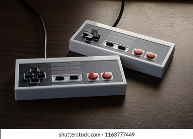 Retro Gamepad / Controller from the 80s