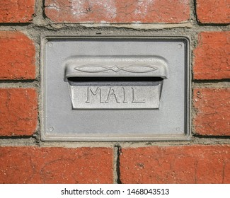 Wall Mount Mailbox Images Stock Photos Vectors Shutterstock