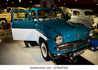 Retro Museum in Varna, Bulgaria - a unique collection of vintage cars from the socialist era - January 26th, 2018