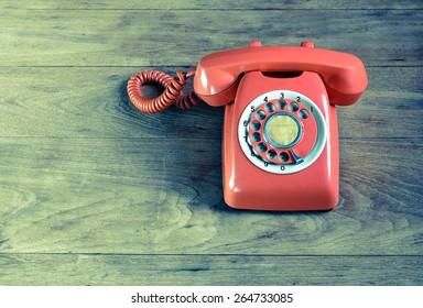 Retro Phone vintage