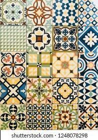 Retro Portugal ceramics