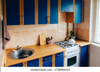 Dated Kitchen Hd Stock Images Shutterstock