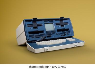 Retro or vintage computer