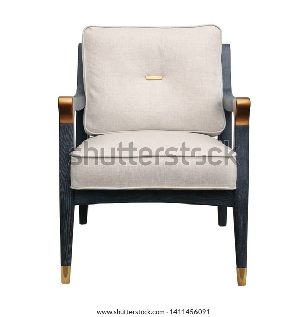 Fabulous Retro Vintage Wooden Accent Chair Isolated Stock Photo Edit Gamerscity Chair Design For Home Gamerscityorg