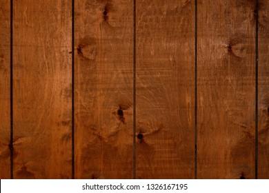 Retro Wood Panelling