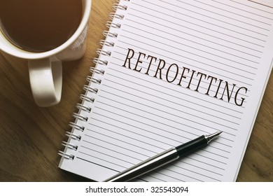 Retrofitting, business conceptual
