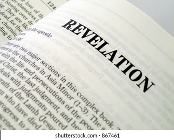 Revelation Book Of The Bible