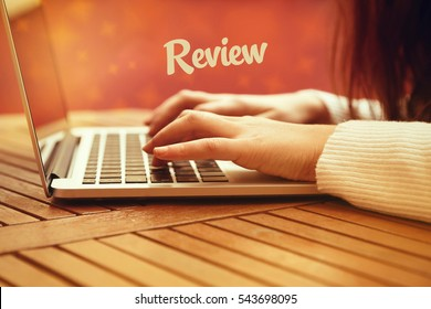 Review, Business Concept
