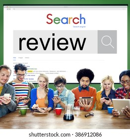 Review Reviewer Reviewing Assess Evaluate Report Concept