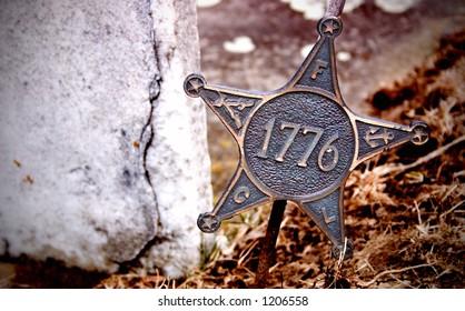 Revolutionary War Star - 1776