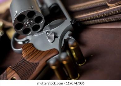 44 Magnum Handgun Images, Stock Photos & Vectors | Shutterstock