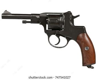 revolver pneumatic pistol