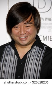 """Rex Lee at the Los Angeles Premiere of """"Wishful Drinking"""" held at the Linwood Dunn Theater in Hollywood, California, United States on December 7, 2010."""
