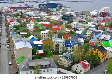 Reykjavik. Iceland