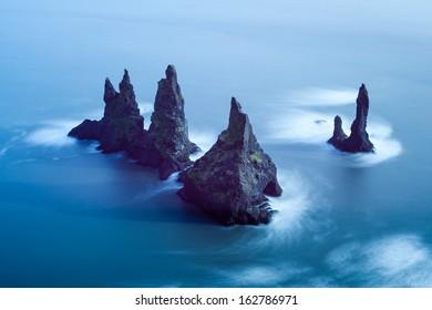 Reynisdrangar cliffs, South Iceland