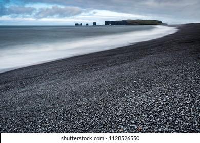 Reynisfjara Black Sand Beach - Iceland