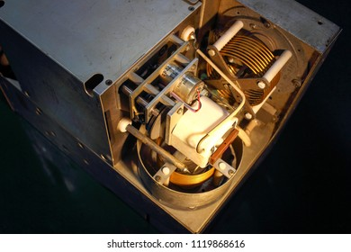 RF-Stepping ,Coupler antenna , Avionics equipment in aircraft with maintenance.
