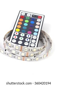 RGB Led strip with remote control