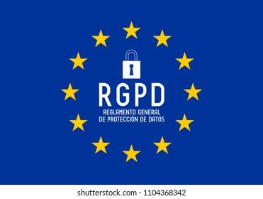 RGPD (Spanish)/ GDPR (English) - General Data Protection Regulation
