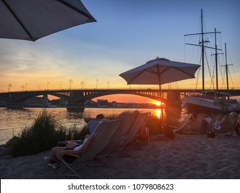 Rhine Sunset Images Stock Photos Vectors Shutterstock