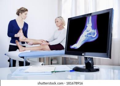 Rheumatology Consultation Senior