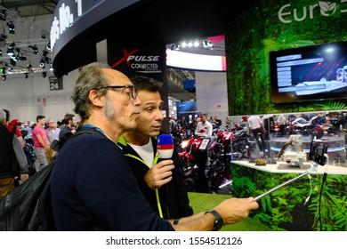 Rho, Milan, Italy - 11.08.2019 - EICMA 2019