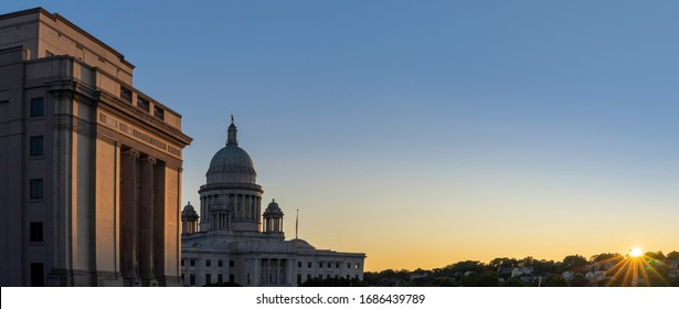 Rhode Island Statehouse Capitol Building
