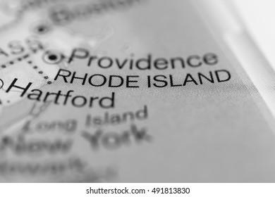 Rhode Island. USA.