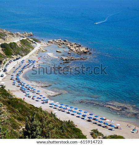 Mediterranean nude beaches the