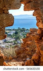 Rhodes island landscape, Greece