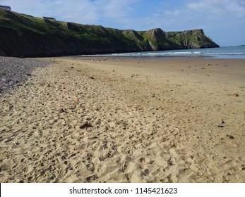 Rhosilli Beach - Swansea, Wales, UK