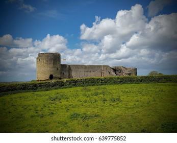 Rhuddlan Castle, North Wales