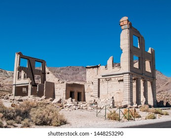 Rhyolite, Nye County, Nevada, USA