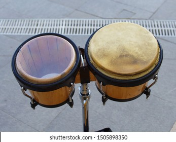 Rhythm Band Bongo Drum and classical drum