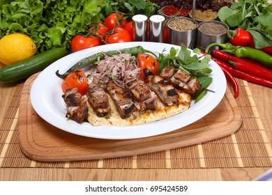 Rib kebab / Turkish Kaburga kebab