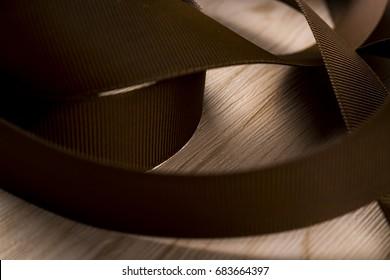 Ribbon Background.