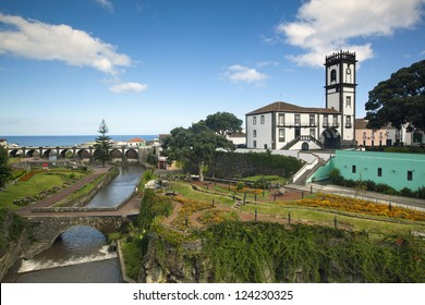 Ribeira Grande, Island of Sao Miguel, Archipelago of the Azores, Portugal, Europe
