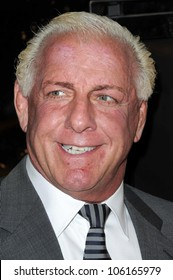 Ric Flair   at the Los Angeles Premiere of 'The Wrestler'. The Academy Of Motion Arts & Sciences, Los Angeles, CA. 12-16-08
