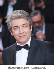 Ricardo Darin  attends the opening gala during the 71st annual Cannes Film Festival at Palais des Festivals on May 8, 2018 in Cannes, France.
