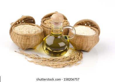 Rice bran oil is produced from rice bran oil. Which is extracted from rice bran.