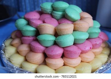 Rice cakes (Puto)