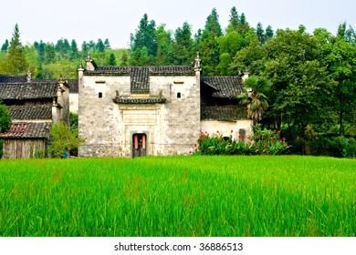 rice house china