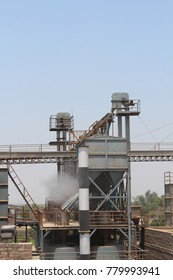 Rice Processing Industry Equipment and Infrastructure