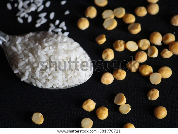 Rice and pulses