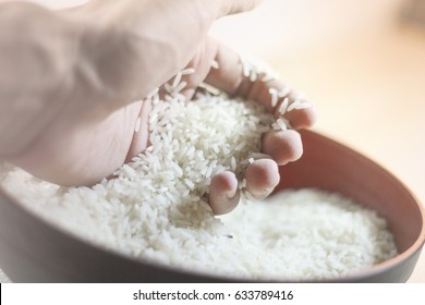 Rice variety is Thailand major variety for consumption good