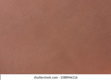 rich brown full grain leather texture