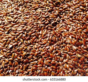 Rich flaxseed